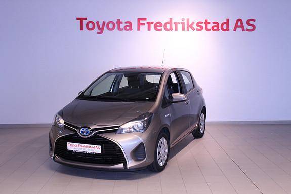Toyota Yaris 1,5 Hybrid Active e-CVT  2015, 59000 km, kr 169000,-