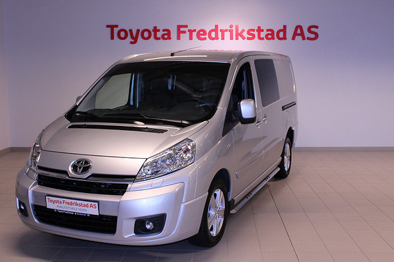 Toyota Proace 2,0 128hk L2H1 (m/bakluke)  2015, 22800 km, kr 189000,-