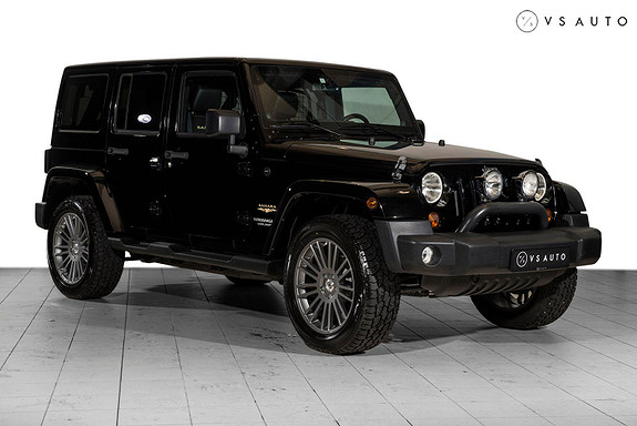 VS Auto - Jeep Wrangler