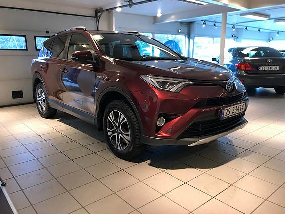 Toyota RAV4 2,5 Bensin Hybrid Active Style  2017, 46000 km, kr 430000,-