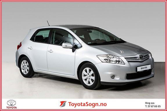 Toyota Auris 1,4 D-4D Silver-Edition  2012, 46200 km, kr 129000,-