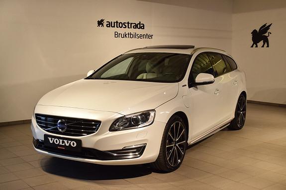 Volvo V60 D5 AWD Summum Plug in Hybrid