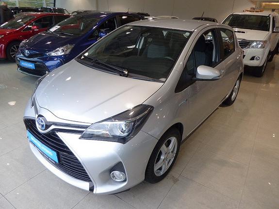 Toyota Yaris 1,5 Hybrid Active S e-CVT  2016, 46566 km, kr 179000,-