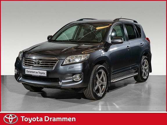 Toyota RAV4 2,2 D-4D Vanguard Executive  2010, 110800 km, kr 179000,-