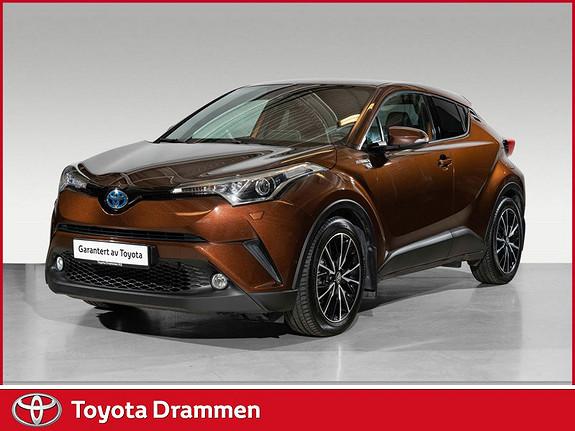 Toyota C-HR 1,8 WT-i Hybrid Supreme  2017, 38220 km, kr 309000,-