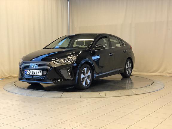 Hyundai Ioniq Teknikk Skinn  2018, 2800 km, kr 308000,-