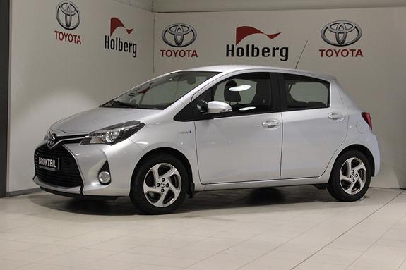 Toyota Yaris 1,5 Hybrid Active e-CVT aut Navi, Keyless, Ryggekamera+  2016, 46800 km, kr 189000,-