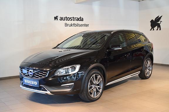 Volvo V60 Cross Country D4 Summum AWD aut Adaptiv cruise VOC Skinn Xenon