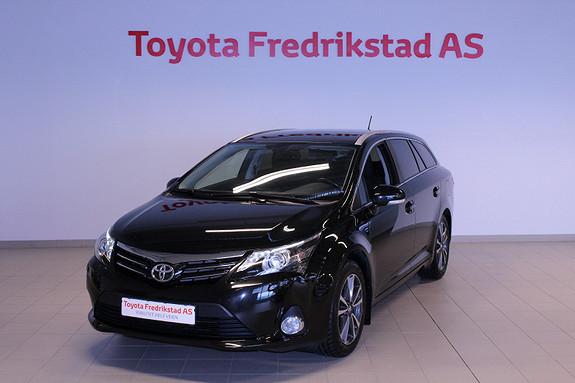 Toyota Avensis 1,8 147hk Advance  2012, 87400 km, kr 159000,-