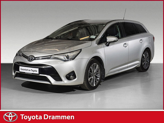 Toyota Avensis Touring Sports 1,8 Active M-drive 7S  2015, 150940 km, kr 199000,-