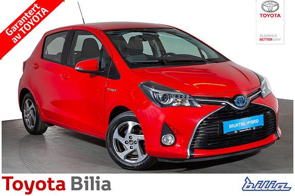 Toyota Yaris 1,5 Hybrid Active e-CVT  2017, 35499 km, kr 188900,-