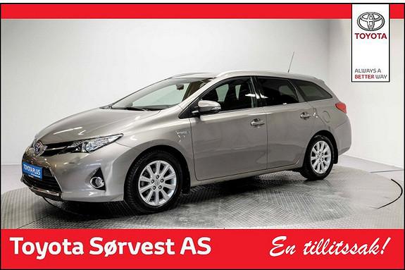 Toyota Auris Touring Sports 1,8 Hybrid Active+ Automat, DAB+, Ryggek  2015, 45533 km, kr 219000,-