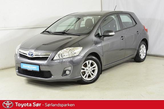 Toyota Auris 1,8 Hybrid Advance HSD  2012, 57500 km, kr 145000,-