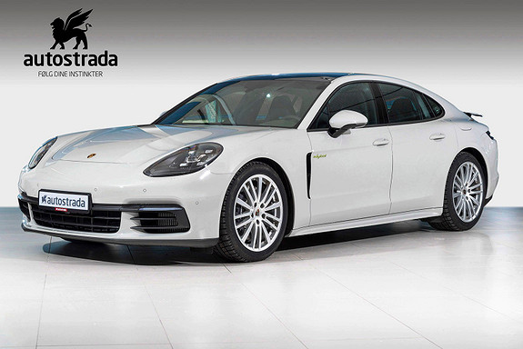 Porsche Panamera 4 hybrid 462 hk