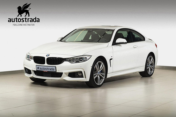 BMW 4-serie 435i xDrive M-Sport - Se utstyr!