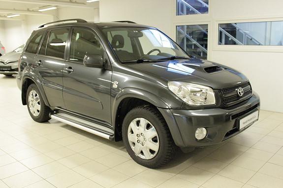 Toyota RAV4 D-4D 4wd  2005, 187000 km, kr 74000,-