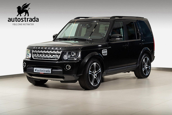 Land Rover Discovery SDV6 256hk HSE Premium