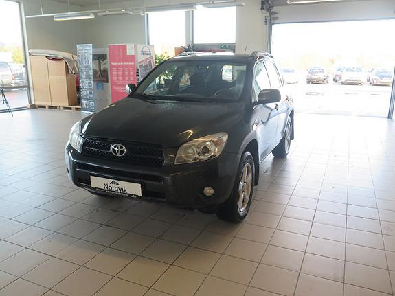 Toyota RAV4 2,2 D-4D 136hk DPF Cross Sport  2007, 163044 km, kr 109000,-