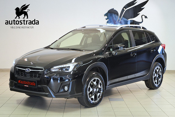 Subaru XV 1,6i AWD, Automat, Nav, Ryggekamera