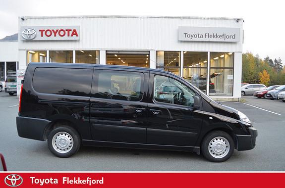 Toyota Proace 2,0 163hk L2H1 2000kg hengervekt  2014, 26200 km, kr 169000,-