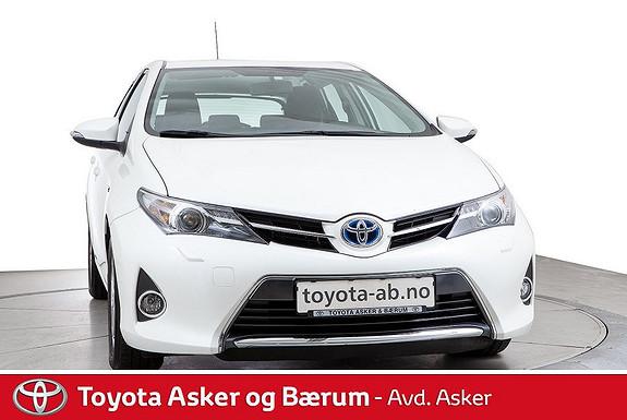 Toyota Auris 1,8 Hybrid E-CVT Active  2013, 81625 km, kr 169000,-