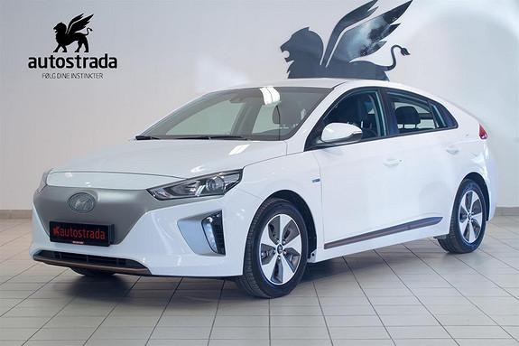 Hyundai Ioniq Elektrisk Comfort DAB+ Varmepumpe Navi