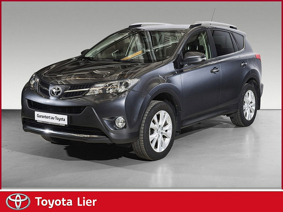 Toyota RAV4 2,0 4WD Active BENSIN MED MANUELLGEAR.  2013, 84240 km, kr 269000,-