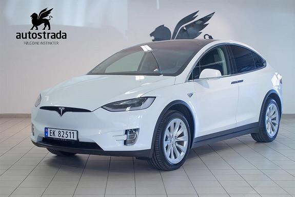 Tesla Model X MODEL X 3 års gratis service/ topputstyrt/ 4AWD