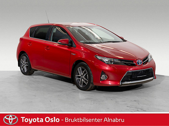 Toyota Auris 1,8 Hybrid E-CVT Active+ Park sensor,  2015, 43328 km, kr 204900,-