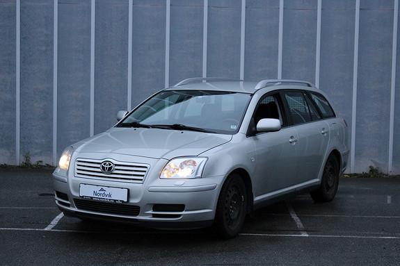 Toyota Avensis 1,6 Business  2004, 191650 km, kr 59000,-