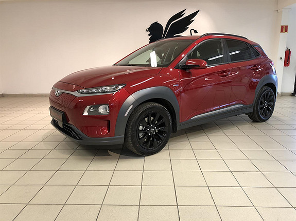 Hyundai Kona Elektrisk Teknikk ACC+DAB+ Keyless +++