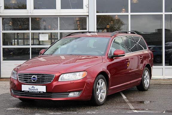 Volvo V70 D2 aut  2014, 85900 km, kr 219000,-