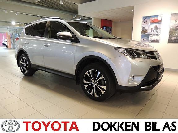 Toyota RAV4 2,0 D-4D 4WD Active  2014, 60000 km, kr 299000,-