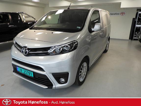 Toyota Proace 1,6 D 95 Comfort Compact L0H1 , hengerfeste ++,  2016, 19500 km, kr 219000,-