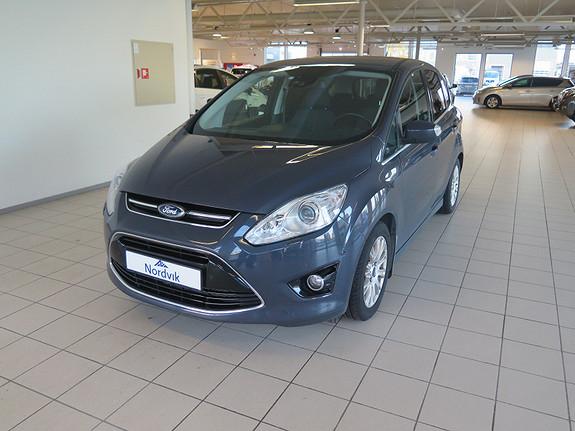 Ford C-Max 1,6 TDCi 95hk Titanium  2013, 66541 km, kr 139000,-