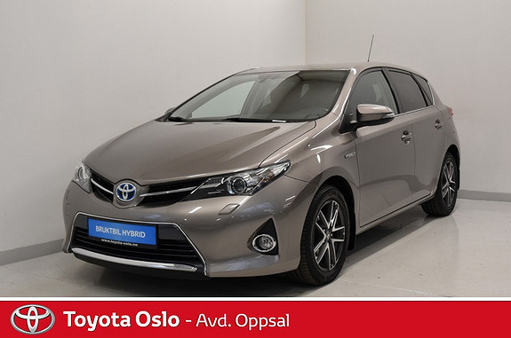 Toyota Auris 1,8 Hybrid E-CVT Active+  2015, 39655 km, kr 204900,-