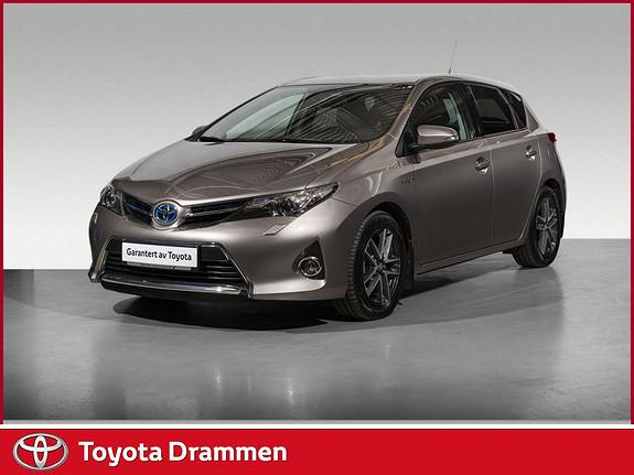 Toyota Auris 1,8 Hybrid E-CVT Active+  2015, 33560 km, kr 204900,-