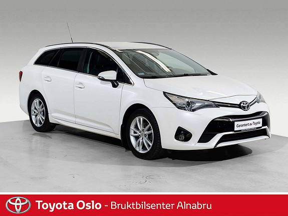 Toyota Avensis Touring Sports 1,8 Active Style M-drive 7S Hengerfeste,  2015, 67720 km, kr 264900,-