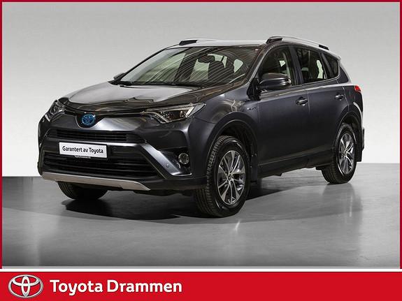 Toyota RAV4 Hybrid 4WD Active S  2016, 40860 km, kr 409000,-