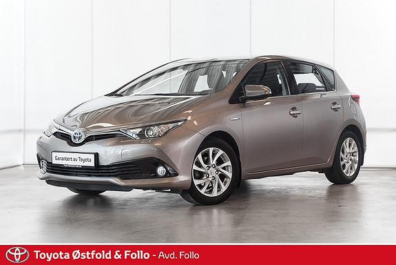 Toyota Auris 1,8 Hybrid E-CVT Active S  2016, 49639 km, kr 225000,-