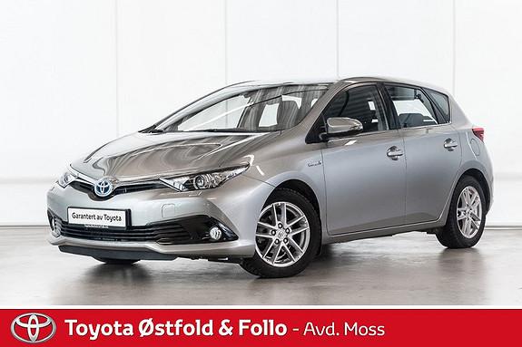 Toyota Auris 1,8 Hybrid E-CVT Active S /PEN BIL/LAV KM  2017, 23900 km, kr 252000,-