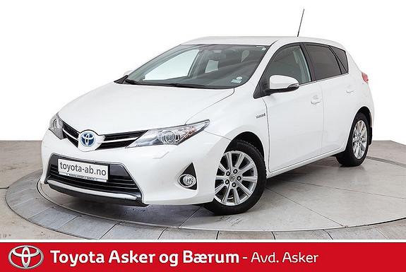 Toyota Auris 1,8 Hybrid E-CVT Active+  2015, 44900 km, kr 205000,-