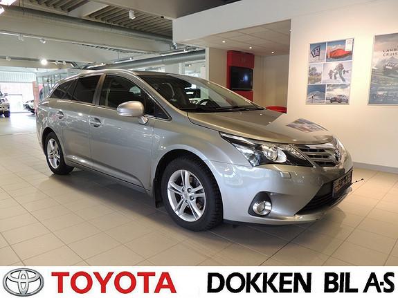 Toyota Avensis 2,0 D-4D 124hk Advance Skinninteriør  2012, 127000 km, kr 149000,-