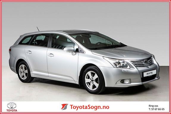 Toyota Avensis 2,0 D-4D DPF 126hk Advance  2009, 127404 km, kr 99000,-