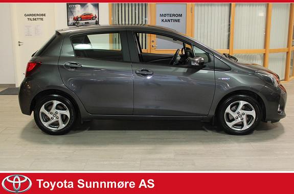 Toyota Yaris 1,5 Hybrid Active S e-CVT  2016, 29691 km, kr 185000,-