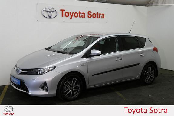 Toyota Auris 1,8 Hybrid E-CVT Active+  2014, 49966 km, kr 189000,-