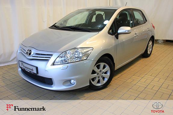 Toyota Auris 1,4 D-4D Silver-Edition  2011, 47774 km, kr 119000,-