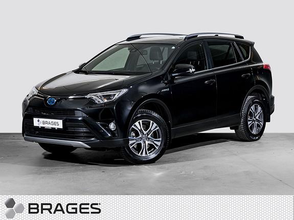 Toyota RAV4 Hybrid AWD Active Style Navi, AdaptiveCruise, R.kam++  2017, 27400 km, kr 445000,-