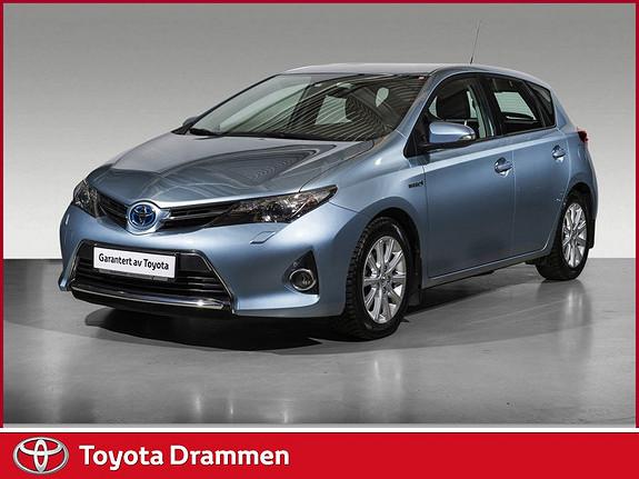 Toyota Auris 1,8 Hybrid E-CVT Active  2014, 39870 km, kr 189000,-