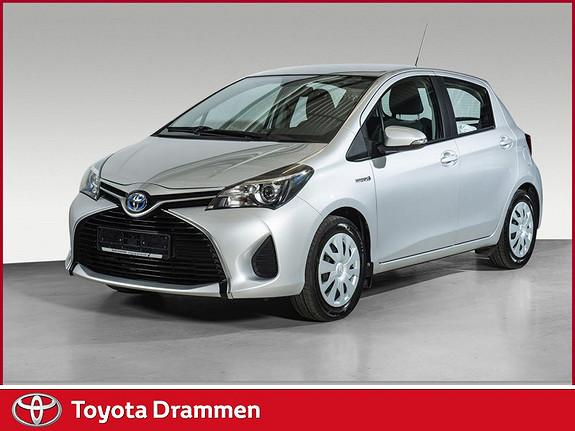 Toyota Yaris 1,5 Hybrid Active e-CVT  2015, 43130 km, kr 154900,-